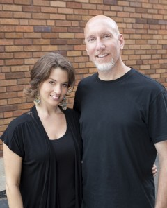 Elizabeth and Mike Bella, Owners of Phia Salon