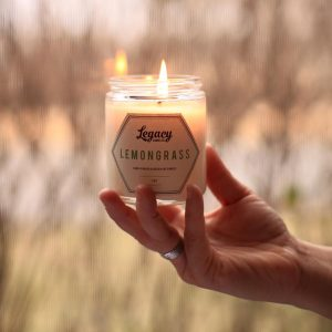 Lemongrass - Legacy Candle