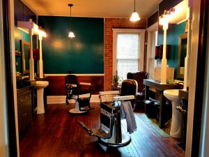 Goodfellow's barbershop