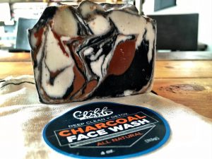 Cliff Original - charcoal soap