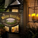 Chic Review: The Welsh Hills Inn